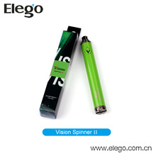 Big power battery vision spinner 2 1600mah for vision spinner vapor pen