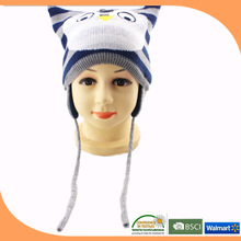 Custom earflap beanie/ animal earflap beanie/ beanies with earflap