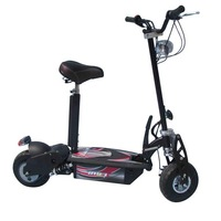 800W trottinette electrique electric skate alloy frame dirt bike