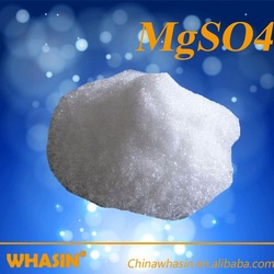 Hot sale magnesium sulphate epsom salt