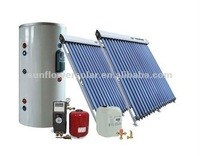 Solar radiator heaters solar water collector