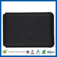 2014 Latest funny magnet leather case for ipad 2 3 4