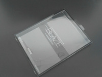 Electronic product accessories packaging box, Clear Packaging Box For iPad Case