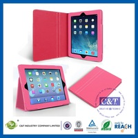 Hot selling Ultra Silm High quality smart cover for ipad 4 back hard case wholesale