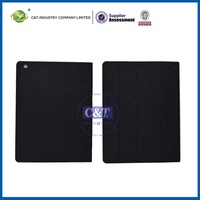Hotsale design high quality back cover case for ipad3