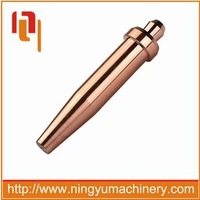 made in China Wholesale or Custom Made High Quality and Cheap Price hydrogen cutting torch industrial nozzle