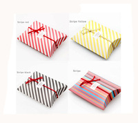 Recycled Corrugated Paper Pp Printed Antique Chinese Cheap Gift Kraft Pillow Boxes