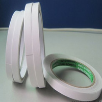 Double-sided adhesive tape for zebra blinds