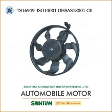 Songtian Air Auto Radiator Cooler Fan Motor Price For LADA 2170-1308008 ,Made in China