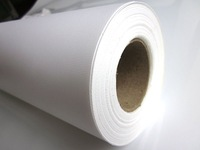 cheap eco-solvent glossy cotton canvas for outdoor printing