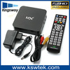 Hot selling Amlogic 8726 Dual core MX android 4.2 tv tuner box for lcd monitor