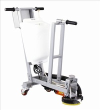 concrete staining machine