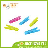 colorful strong plastic cloth pegs
