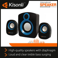 Best Selling USB 2.1 PC/Computer Speakers T008