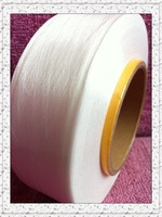 polyester and nylon of covered elastane yarn