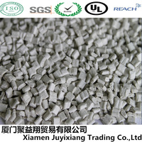Modified engineering plastic material PPS gf40 granules,pps plastic resin pellet with flame retardant
