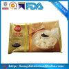 plastic bag factory plastic frozen food packaging with customized printing