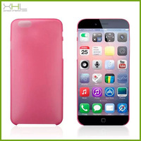 Classic style ultra thin cell phone cases for iphone 6, fashion PP cell phone cases