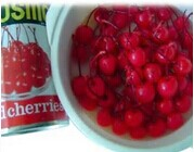 2014 canned cherry from China