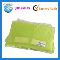cheap plastic zipper shopping bag