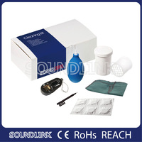 China Manufacture cheap cleaning kit for ear model and hearing aid