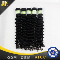 JP Hair virgin deep wave hair 6a grade malaysian virgin hair extention