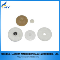 small plastic nylon gear for toy