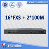 16 FXS Port Gateway Networking Device