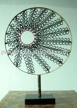 Handmade steel craft from waste material buy crafts made for Waste material handmade craft
