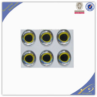 FSLE004 Multicolor eyes, new design eyes for fish china supplier 3d eyes fishing lure