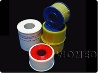 plastic spool and shell packed zinc oxid plaster