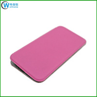 Ultra Slim Magic Glue Leather Bible Case for iPhone 5 5G 5S