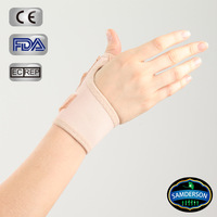 breathable neoprene stylish wrist support