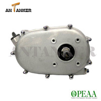 Replacement spare for 5.5HP 160cc 168f 168fa Karts parts small engine spare parts GX160 small gear motor with reduction gearbox