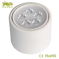 CE&ROHS approved 5W AC85-265V false ceiling led light led surface mounted downlights China wholesale