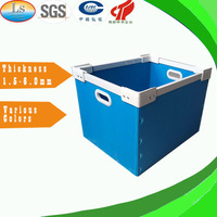 Packaging Box Plastic Box With Cover Food Plastic Packaging Esd Box