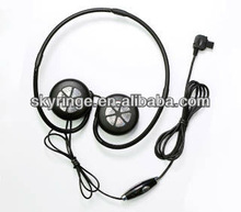 professional stereo high quality RoHS headphones