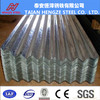 800mm Zinc plated roof/Well Galvanized Corrugated Roofing Sheet/zinc coated roof panel