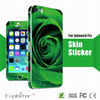 mobile phone protective color skin for iphone 5/5s