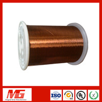 200 class polyamide-imide round enameled copper wire winding