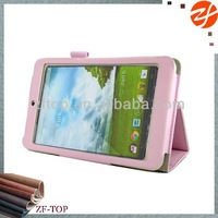 Folio Leather Case Stand Cover for Asus MeMo Pad HD 7 Me 173X