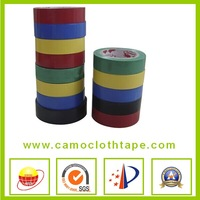 China Manufacture Custom Tape Electrical with Rubber Adhesive