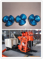 second hand drilling rig , Used Borehole water Drilling Machine MT-200Y 100m, 200m deep