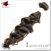 New arrival 100% hair bundles wet and wavy indian remy hair weave