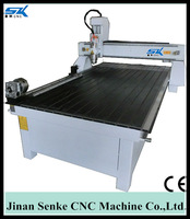 Multi use 4 Axis 3d Cylindrical wood cnc router SKW-1325(2500mm*1300mm) hot sale cnc wood lathe