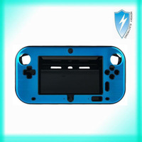 Aluminium Skin Case Protective Cover for Nintendo Will U Gamepad Controller