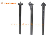 super light road racing bike carbon seatpost,27.2mm,30.8mm,31.6mm road bicycle carbon fiber seatpost .