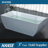 HS-B549 one person simple removable small freestanding bathtub design