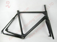 DI2 full carbon cyclo cross bike frame t700 cyclocross disc carbon frame BSA/BB30
