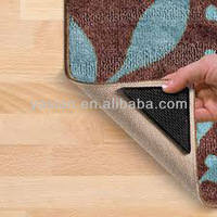reusable and washable Anti-slip rug grippers carpet mat grippers ruggies